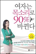 여자는 목소리로 90% 바뀐다